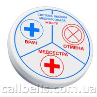 Безбатарейная кнопка вызова мед.персонала HIBO Медицина