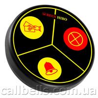 Безбатарейная кнопка вызова официанта RECS HIBO Счет USA