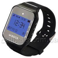 Пейджеры-часы официанта R-02B Black Watch Pager