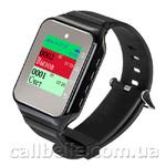 Пейджеры-часы официанта R-02CB Color Black Watch Pager