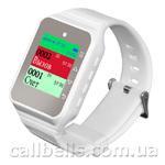 Пейджеры-часы официанта R-02CW Color White Watch Pager