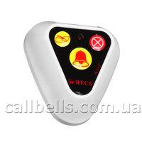 Кнопка вызова официанта RECS R-133 White USA