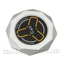 Кнопка вызова официанта R-600 Silver