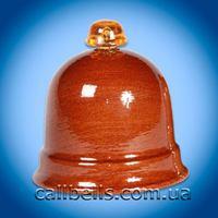 Кнопка вызова официанта R150 колокольчик из дерева