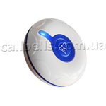 Влагонепроницаемая медицинская кнопка вызова RECS R-300 Blue USA