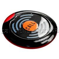 Кнопка вызова официанта HCM-100 черная  RECS USA