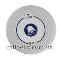 Кнопка вызова персонала и официанта RECS R-103 USA