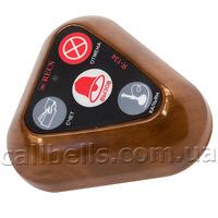Кнопка вызова официанта R-134 Brown Rus