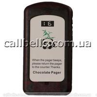"""Coaster pager гостевой пейджер """"Шоколадка"""""""